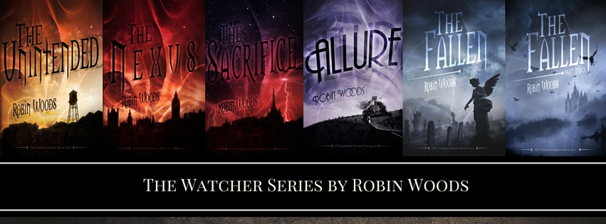 Banner Watcher Series by Robin Woods - Copy