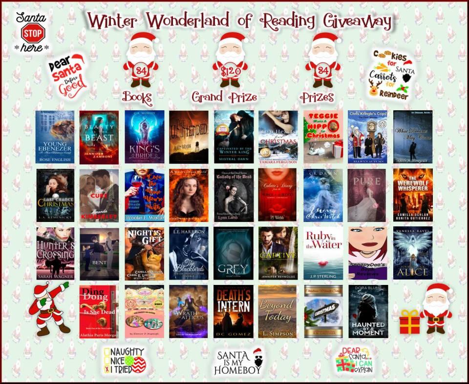Winter Wonderland Giveaway 2018